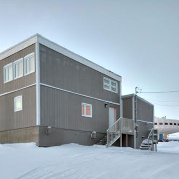 Igloolik Construction and Lodging